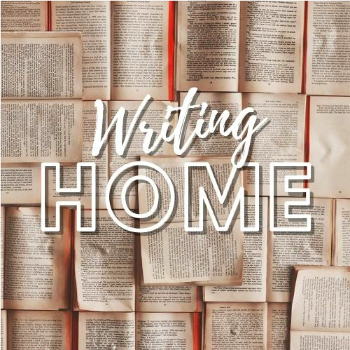 writing home podcast logo