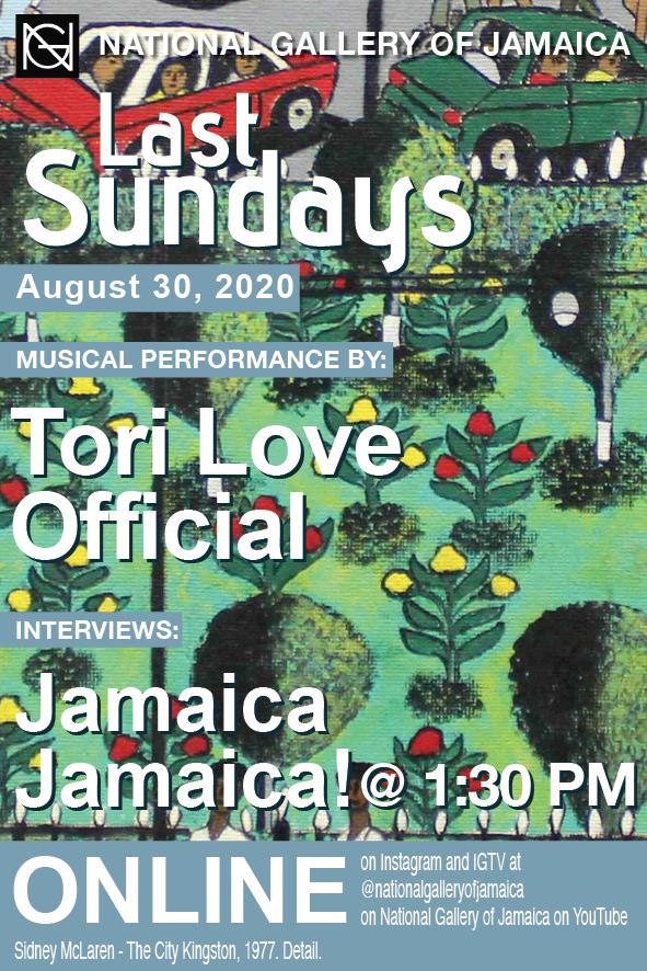 last sundays national gallery jamaica