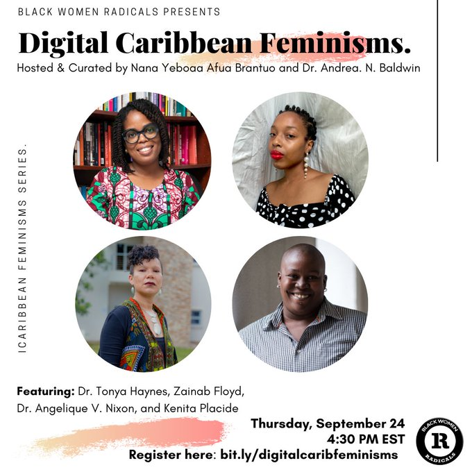 black women radicals digital caribbean feminisms series