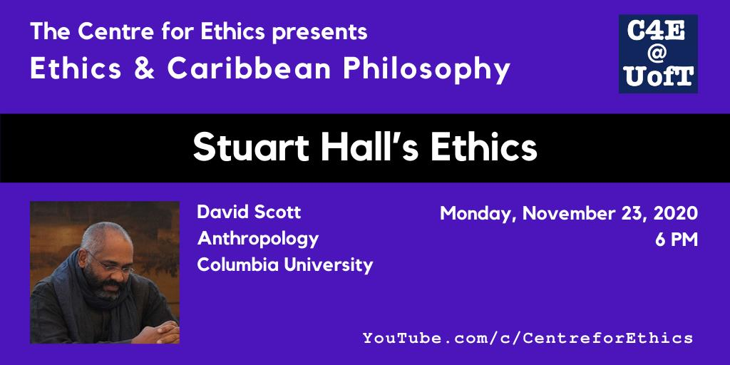 sx david scott stuart hall ethics