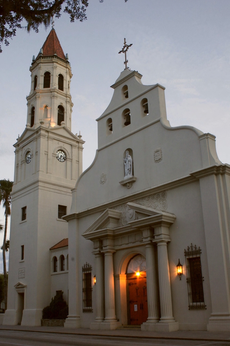 Cathedral Basilica of St. Augustine, St. Augustine, Florida